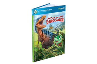 LeapFrog LeapReader Book: Leap and the Lost Dinosaur