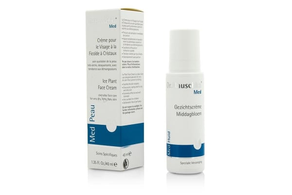 Dr. Hauschka Med Ice Plant Face Cream (For Very Dry, Itchy & Flake Skin) (40ml/1.35oz)