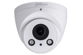Dahua IPC-HDW2431R-ZS  4MP WDR IR Turret IP Camera   H.264+ & H.264 dual-stream encoding 20fps