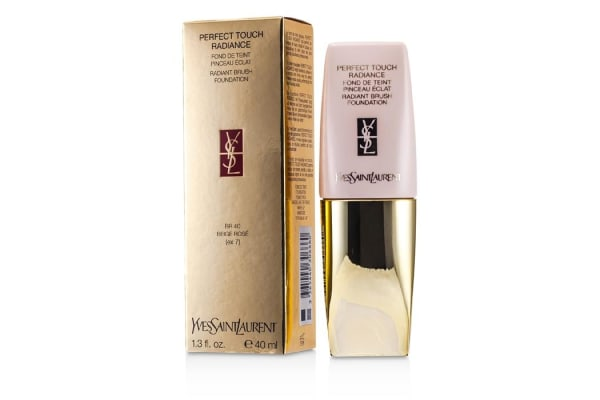 Yves Saint Laurent Perfect Touch Radiant Brush Foundation - # BR40 Beige Rose (ex 7) (40ml/1.3oz)