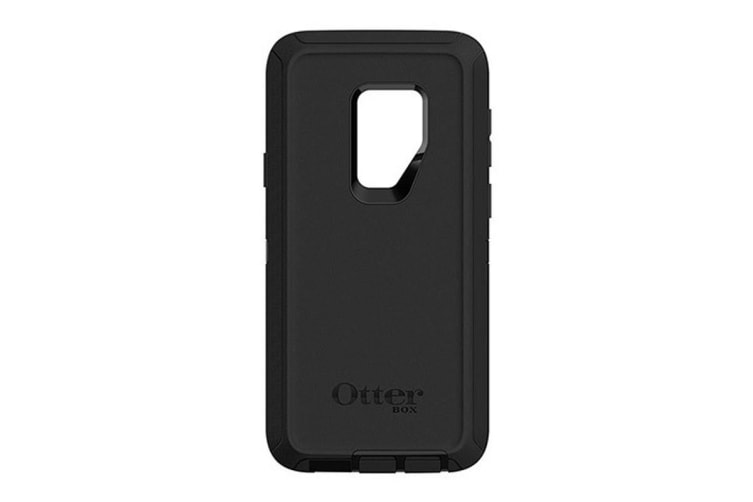 quality design 9d692 a6bb4 OtterBox Defender Case For Samsung Galaxy S9+ Plus - Black