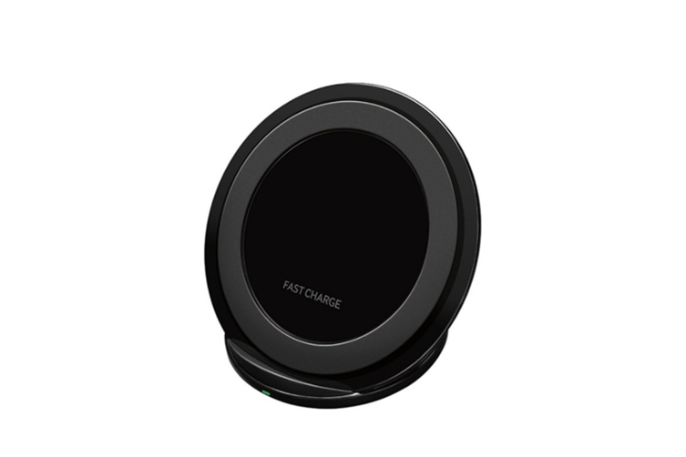 Universal Intelligent Multi-Function Wireless Fast Charger For Samsung Iphone Black