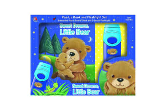 Sweet Dreams Little Bear – Board Book and Flashlight Set