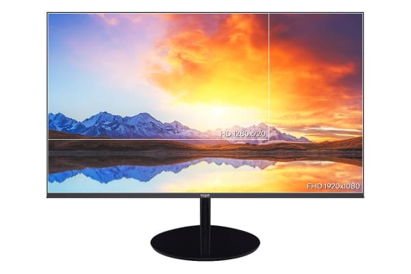 "Kogan 24"" Full HD IPS 75Hz Frameless Monitor (1920 × 1080)"