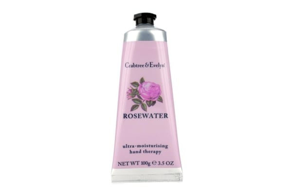 Crabtree & Evelyn Rosewater Ultra-Moisturising Hand Therapy (100g/3.5oz)
