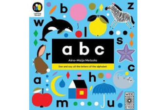 ABC - See and say all the letters of the alphabet