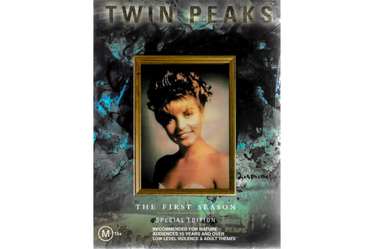 Twin Peaks - Complete First Season 1 - Series Region 4 DVD PREOWNED: DISC LIKE NEW
