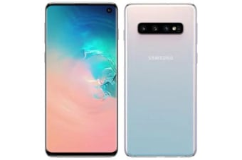 Used Like New Samsung Galaxy S10 128GB 4G LTE Smartphone Prism White (AUSTRALIAN STOCK + AUSTRALIAN WARRANTY)