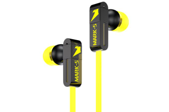 Armaggeddon MARK 5 Gaming Earphones - Yellow