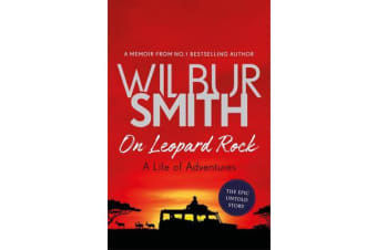 On Leopard Rock - A Life of Adventures