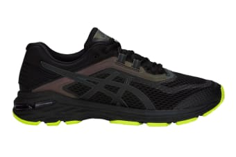 ASICS Men's GT-2000 6 Lite-Show Running Shoe (Black/Black)
