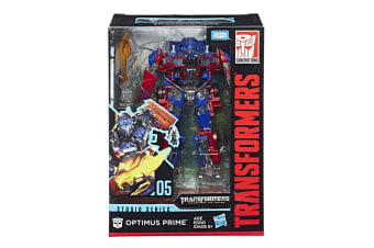 Transformers Generations Studio Series 05 Voyager Optimus Prime