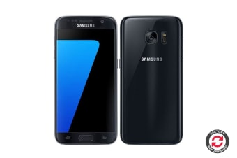 Refurbished Samsung Galaxy S7 (32GB, Black, Australian Model)