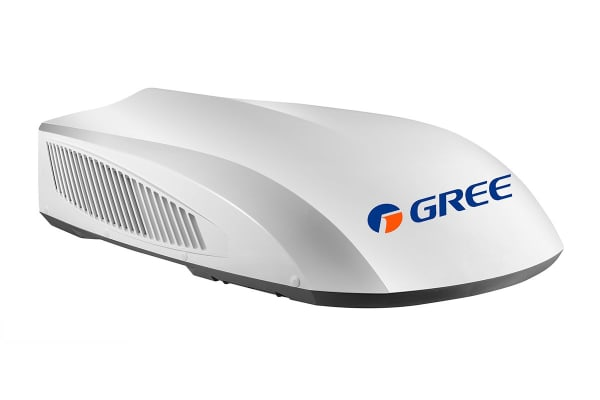 Dick smith gree roof top slimline air conditioner for Innovative heating and air conditioning
