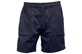 Regatta Mens New Action Sports Shorts (Navy) (38)
