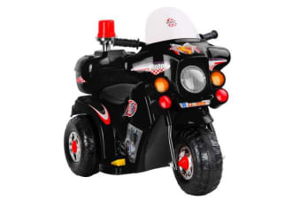 Kids Ride on Motorbike (Black)