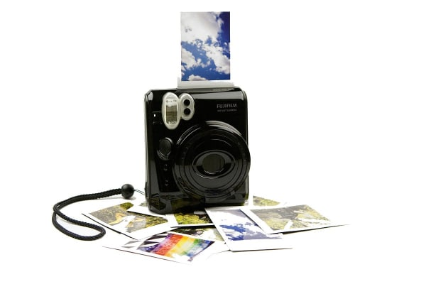 Fujifilm Instax Mini 50S (Black) - Refurbished