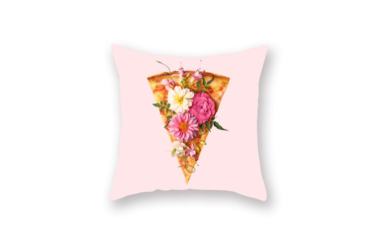 3Pcs Pineapple Plant Pillow Cover Cactus Girl Pillow Cover - 2 Green 45X45Cm