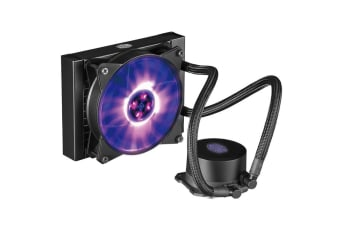 Cooler Master MasterLiquid Lite ML120L All in One Watercooling Single RGB 120 fans - Performance