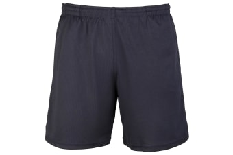 Just Cool Mens Sports Shorts (French Navy) (XL)