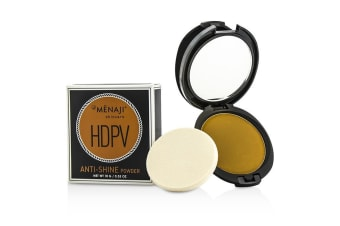 Menaji HDPV Anti-Shine Powder - T (Tan) 10g/0.35oz