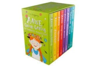 Anne of Green Gables - The Complete Collection