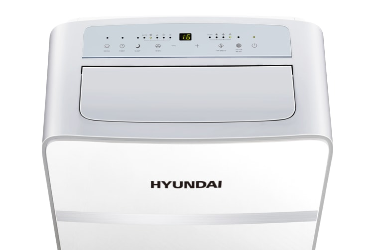 Hyundai 4.1kW Portable Air Conditioner (14000 BTU, Reverse Cycle)