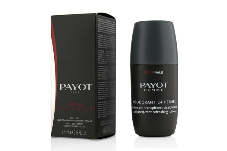 Payot Optimale Homme 24 Hour Roll On Deodorant 75ml
