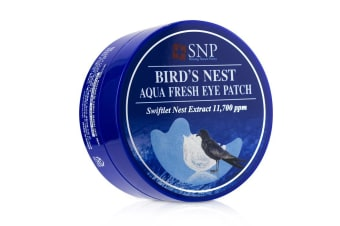 SNP Bird's Nest Aqua Fresh Eye Patch (Moistrue & Hydration) 60x1.25g/0.04oz