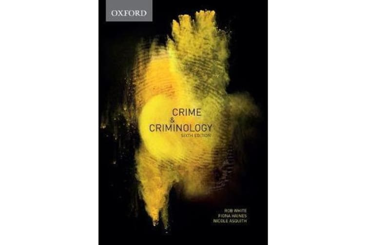 Crime & Criminology