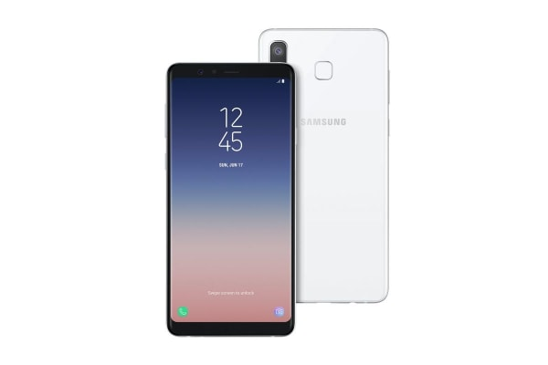 Samsung Galaxy A8 Star (64GB, White)