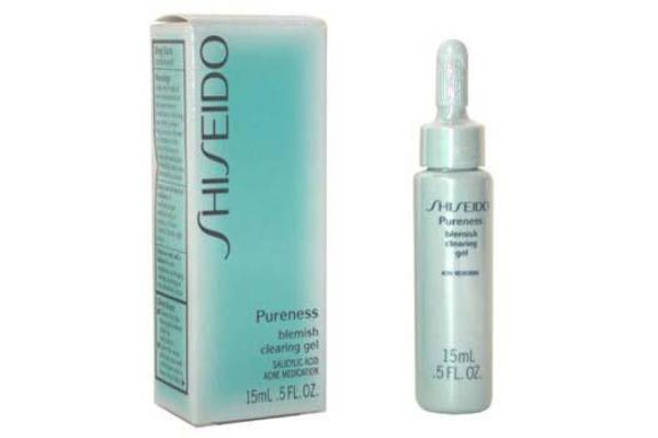 Shiseido Pureness Blemish Clearing Gel (15ml/0.5oz)