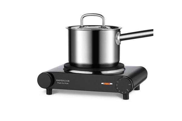 Kambrook Portable Single Hotplate (KHP1B)