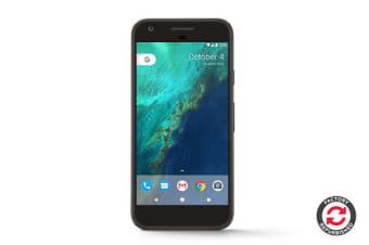 Google Pixel Refurbished (32GB, Quite Black) - AB Grade