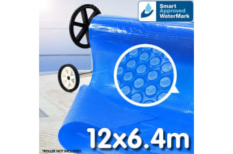 Swimming Solar Pool Cover 12m x 6m