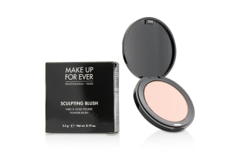 Makeup For Ever Sculpting Blush Powder Blush - #10 (Satin Peach Pink) 5.5g/0.17oz