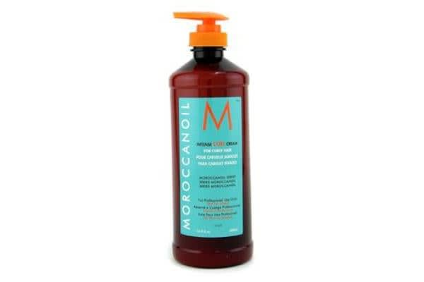 Moroccanoil Intense Curl Cream (For Wavy to Curly Hair) (500ml/16.9oz)