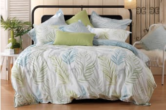 Bianca Palm Cove Quilt Cover Set