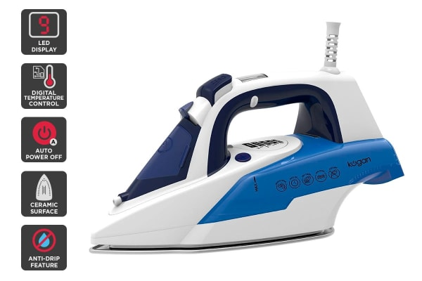 Kogan XtremeSteam 2200W Control+ Digital Iron
