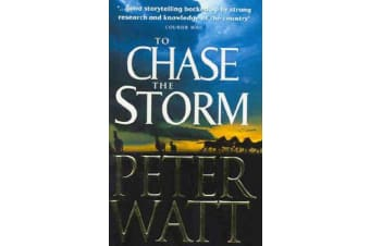 To Chase the Storm - The Frontier Series 4