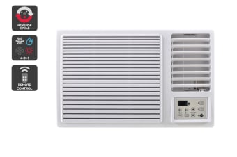 Kogan Window Wall Air Conditioner 3 5kw Reverse Cycle