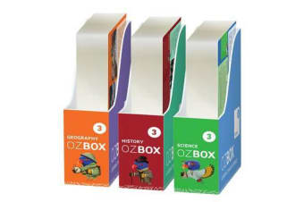 OzBox - Learning Through Literacy Year 3