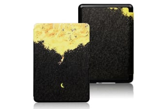 """Amazon All-New Kindle 10th Generation 2019 6"""" Flip Smart Leather Case Cover AU-ChildAndTree"""