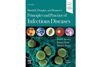 Mandell, Douglas, and Bennett's Principles and Practice of Infectious Diseases - 2-Volume Set