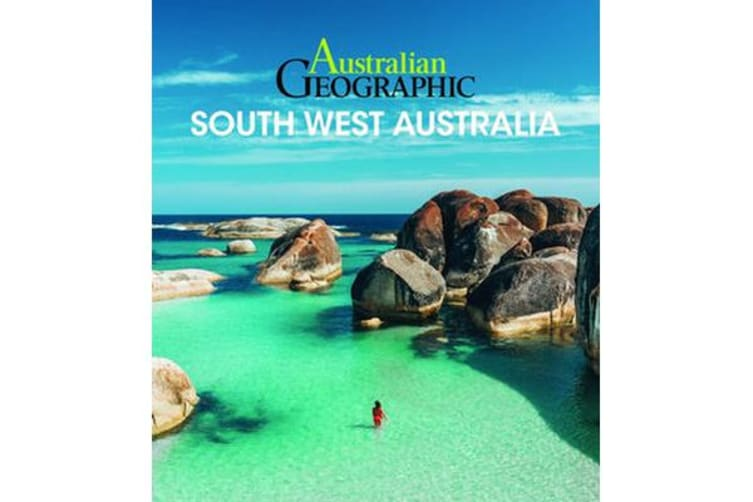 Australian Geographic Southwest Australia - Including Perth and Margaret River