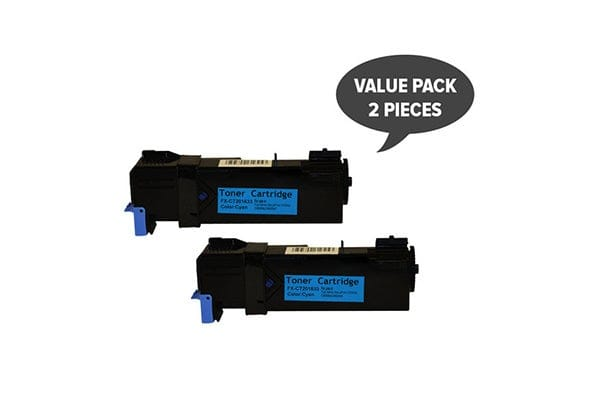 CT201633 CP305 Cyan Generic Toner Cartridge (Two Pack)