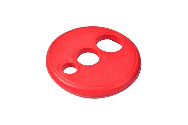 Rogz RFO Dog Frisbee Red