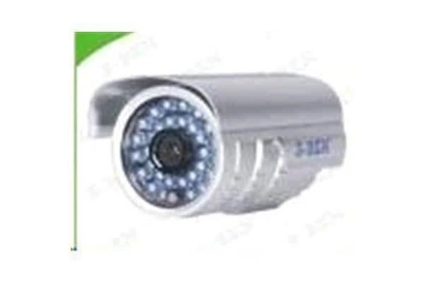 "8Ware CAM-B6028D Security Day & Night Camera 3.6mm Fixed Len  1/4"" Sharp Color CCD  420 TVL  30 LED"