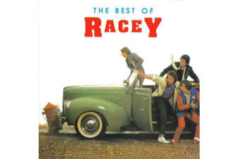 The Best of Racey BRAND NEW SEALED MUSIC ALBUM CD - AU STOCK