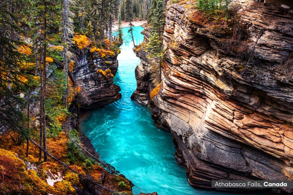 CANADA & ALASKA: 19 Day Tour & Cruise Package Including Flights for Two (Inside Cabin)